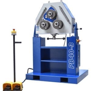 PB 40-3 Profile Bending Machine