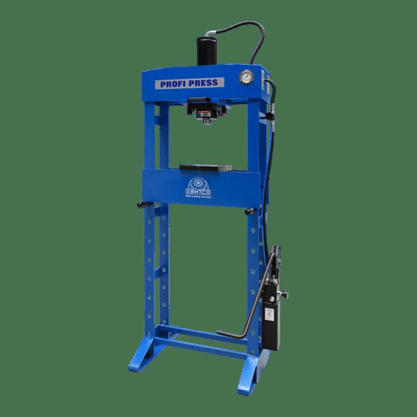 30 ton manual workshop press