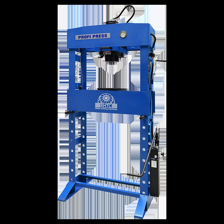 50 ton Manual Workshop Press