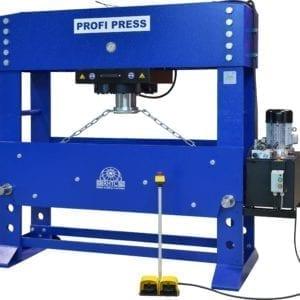 Workshop Profi Press 300 ton front view