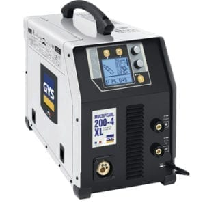 Multipearl 200-4 XL welder