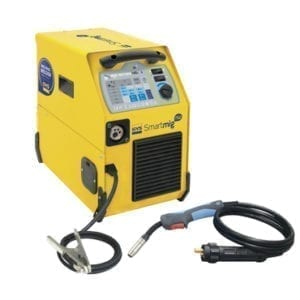 Smartmig 152 single phase welding machine front view