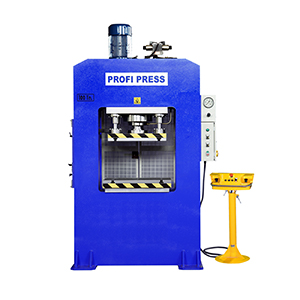 Benefits Of Utilising A Custom Hydraulic Press For Production