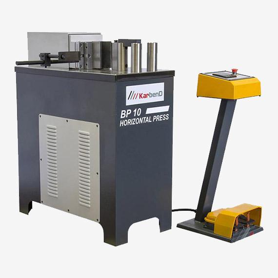 HPB-10 Horizontal Hydraulic Press Machine