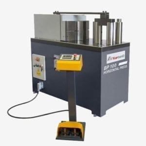 HPB-100 Horizontal Hydraulic Press Machine