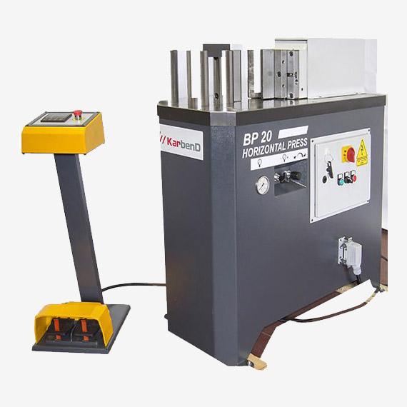 HPB-20 Horizontal Hydraulic Press Machine