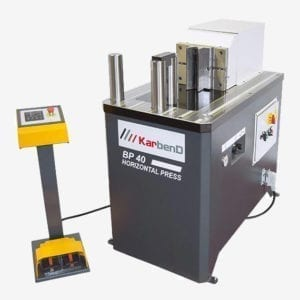 HPB-40 Horizontal Hydraulic Press Machine