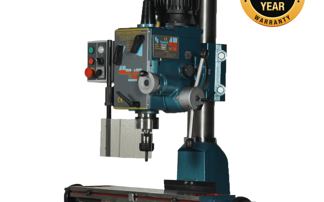 An Introduction to Drill Mill Machining