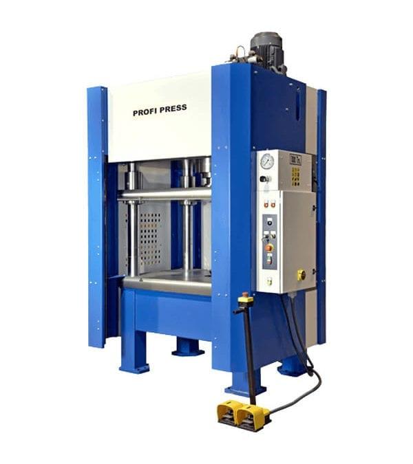 Why Use A Four Column Hydraulic Press?