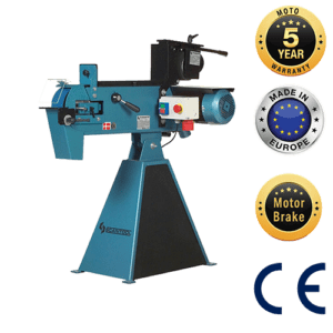 Scantool Centerless Belt Grinder and Polishing Machine 75CG