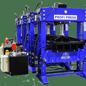 Custom Controlled Press Line