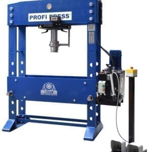 Custom Workshop Press with Foot Pedal Control
