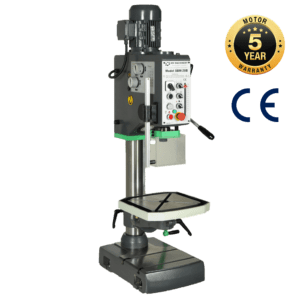 HM SBM-28B Pillar Drill with Geared Head and Auto Tap